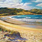 'Golden Shores' - (Apollo Bay) by Lynda Robinson