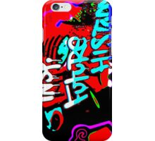 eating it - Inspire Future History iPhone Case/Skin