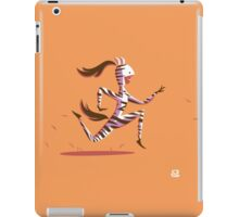 Super Z (f) iPad Case/Skin