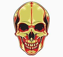 Red / Yellow Skull T-Shirt