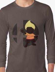 Lucas (Smash 4 Render) - Sunset Shores Long Sleeve T-Shirt
