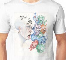 Dark spirit  Unisex T-Shirt