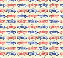Keep on Truckin' by Sydney Eller