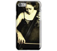 Beautiful Cellist iPhone Case/Skin