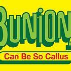 Bunions by popnerd