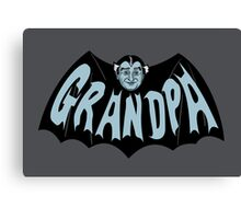 Grandpa Canvas Print