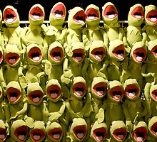 A Chorus of Kermit by John Robb