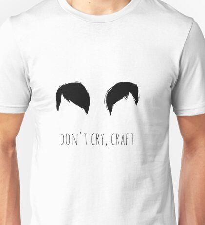 Dan and Phil CRAFTS Unisex T-Shirt