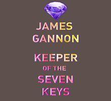 Keeper of the Seven Keys - James Gannon Tshirt T-Shirt