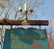 Enchanted Tales with Belle Fantasyland- Magic Kingdom by caileystavern