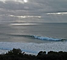 Bells Beach by cioffers