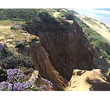 Ocean Cliffs Photographic Print