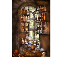 Various Potions  Photographic Print
