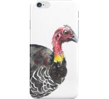Brush Turkey iPhone Case/Skin