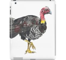 Brush Turkey iPad Case/Skin