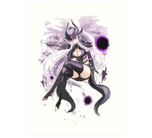 Syndra fan art Art Print