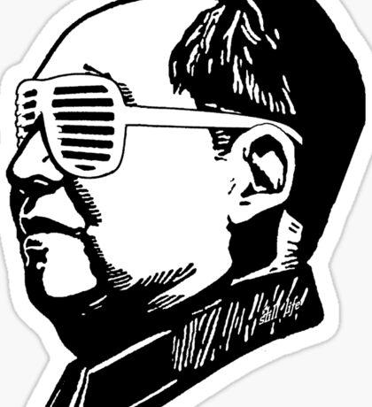 Rafters Mao Sticker