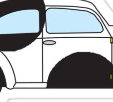 Beetle 9 Sticker