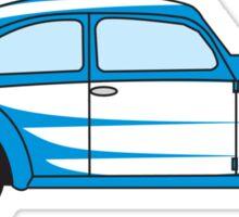 Beetle 12 Sticker