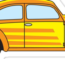 Beetle 13 Sticker