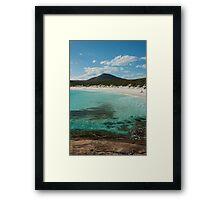 Esperance B Framed Print