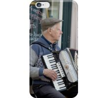 Playing on the Street iPhone Case/Skin