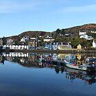 Tarbert Harbour by Debz Kirk