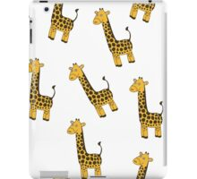 Giraffe Pattern iPad Case/Skin