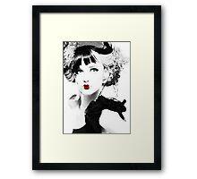 Meli Shane 5 Framed Print