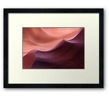 Timeless Waves Framed Print