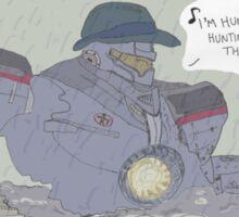Singin' in the Rain + Pacific Rim Sticker