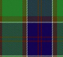 00192 Aryshire District Tartan  by Detnecs2013