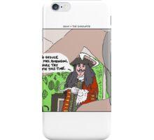 Hook + The Graduate iPhone Case/Skin