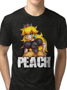 Punk Peach Tri-blend T-Shirt