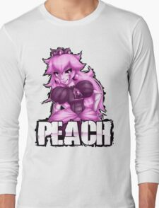 Punk *PINK* Peach Long Sleeve T-Shirt