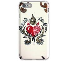 Royal Herat iPhone Case/Skin