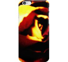 Fire Rose iPhone Case/Skin