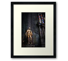Welcome to the Weekend Framed Print