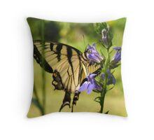 Tiger Swallowtail #2 Throw Pillow