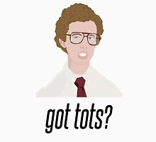 Napoleon Dynamite Got Tots? Men's Baseball ¾ T-Shirt