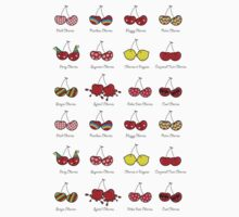 Oh My Cheeky Cherries! Kids Clothes