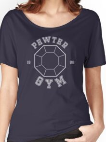 Pokemon - Pewter City Gym Women's Relaxed Fit T-Shirt