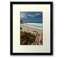 Western Australia A Framed Print