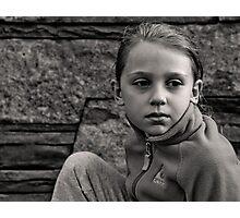 Rosie in Santa Fe_2 Photographic Print