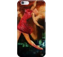Dancing Through the Storms of Life iPhone Case/Skin