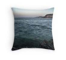 The Moment... Throw Pillow
