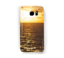 Sunset over the South Pacific Samsung Galaxy Case/Skin