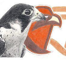 BGSU Falcons by ReadingBeauty