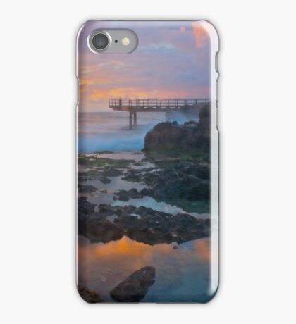 Sunset in Perth iPhone Case/Skin