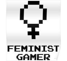 Feminist Gamer Poster